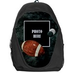 WKM@School Football Backpack - Backpack Bag