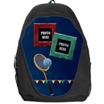 Games We Play Tennis Backpack - Backpack Bag