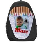 Pencils  - Backpack Bag