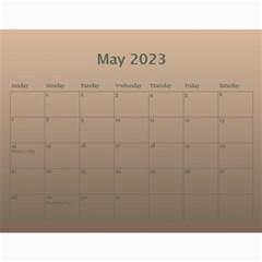 Calendar 2015 By Carmensita   Wall Calendar 11  X 8 5  (12 Months)   Qhrt2lm6xqw0   Www Artscow Com May 2015