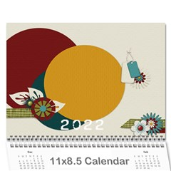 2015 Everyday Calendar By Albums To Remember   Wall Calendar 11  X 8 5  (12 Months)   8p078flb883s   Www Artscow Com Cover