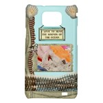 sounds of the ocean - Samsung Galaxy S2 i9100 Hardshell Case