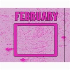 Calendar 2015 By Carmensita   Wall Calendar 11  X 8 5  (12 Months)   6tbnyq5smdtc   Www Artscow Com Month