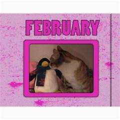 My Calendar 2015 By Carmensita   Wall Calendar 11  X 8 5  (12 Months)   Lbgvqpnf7w2r   Www Artscow Com Month