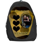 You re my everything gold backpack  - Backpack Bag