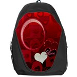 I Heart You Red Love Backpack - Backpack Bag