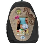 Vacation Backpag Bag - Backpack Bag
