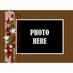 Christmas Clusters 5x7 Greeting Card 2 - 5  x 7  Photo Cards