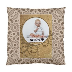 Neutral Cushion Case (2 Sided) By Lil    Standard Cushion Case (two Sides)   F4ozr5yckx7o   Www Artscow Com Back