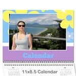 Happy days Wall Calendar - Wall Calendar 11  x 8.5  (12-Months)