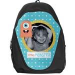Backpack monster - Backpack Bag