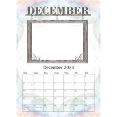 Pretty Desktop Calendar 6 x8 5  By Lil    Desktop Calendar 6  X 8 5    Acr77gbriccz   Www Artscow Com Dec 2015