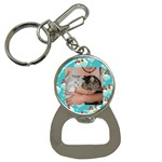 cats - Bottle Opener Key Chain