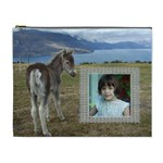 Horse Cosmetic bag (XL)