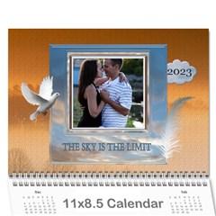 Inspiration Wall Calendar (12 Mth) By Lil    Wall Calendar 11  X 8 5  (12 Months)   779xplisrv38   Www Artscow Com Cover
