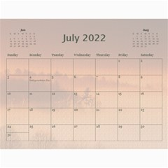 Inspiration Wall Calendar (12 Mth) By Lil    Wall Calendar 11  X 8 5  (12 Months)   779xplisrv38   Www Artscow Com Jul 2015