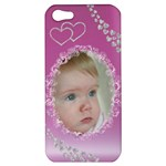Diamond Girl Apple iPhone 5 Hardshell Case