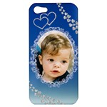 Boy Apple iPhone 5 Hardshell Case