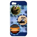 All Bloke Apple iPhone 5 Hardshell Case