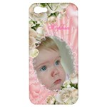 Baby Girl Apple iPhone 5 Hardshell Case