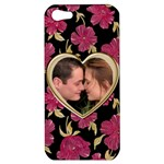 Poppy Love Apple iPhone 5 Hardshell Case