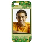 Poppy Fields Apple iPhone 5 Hardshell Case
