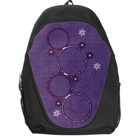 Keep Warm Backpack By Shelly   Backpack Bag   P5e7icnsy2ji   Www Artscow Com Front