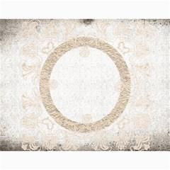 Art Nouveau Antique Lace 2015 Calendar By Catvinnat   Wall Calendar 11  X 8 5  (12 Months)   3lhaf1xh59io   Www Artscow Com Month