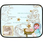 Nativity Mini Fleece Blanket - Fleece Blanket (Mini)