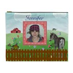 farmyard 2 Cosmetic bag (XL)