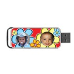 Kids Photos USB Flash (2 Sided) - Portable USB Flash (Two Sides)