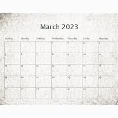 Celestine 2015 Calendar By Catvinnat   Wall Calendar 11  X 8 5  (12 Months)   U1pjqply3f33   Www Artscow Com Mar 2015