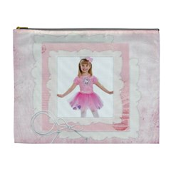 Ballerina Xxl Cosmetics Bag By Catvinnat   Cosmetic Bag (xl)   Crhg8quhmwmw   Www Artscow Com Front