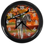 Marshview Stable Wall clock - Wall Clock (Black)
