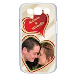 My Heart Samsung Galaxy S III Case (white)