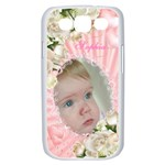 Baby Girl Samsung Galaxy S III Case (white)