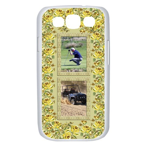 Little Country Samsung Galaxy S Iii Case (white) By Deborah   Samsung Galaxy S Iii Case (white)   3wwvltbvmwub   Www Artscow Com Front