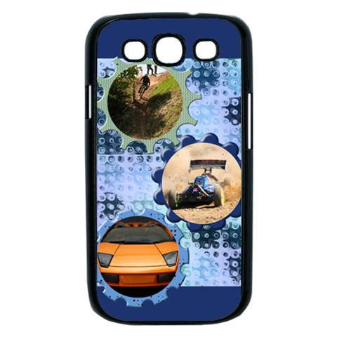 All Bloke Samsung Galaxy S Iii Case (black) By Deborah   Samsung Galaxy S Iii Case (black)   56ykpfhbx6o1   Www Artscow Com Front
