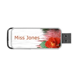 Named Usb Flash (2 Sided) By Deborah   Portable Usb Flash (two Sides)   Ksghkpcrb4pz   Www Artscow Com Front
