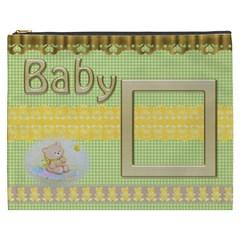 Baby Cosmetic Bag (xxxl) By Deborah   Cosmetic Bag (xxxl)   8j0z2dkamxx5   Www Artscow Com Front
