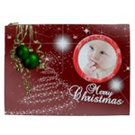 Christmas Collection Cosmetic Bag (XXL)