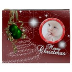 Christmas Collection Cosmetic Bag (XXXL)