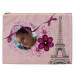 French Quarter Cosmetic Bag (XXL)
