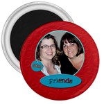 friends magnet - 3  Magnet