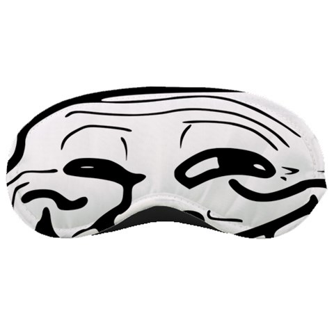 Cheekyface By Trygve   Sleeping Mask   Rb1c6bv3zz99   Www Artscow Com Front