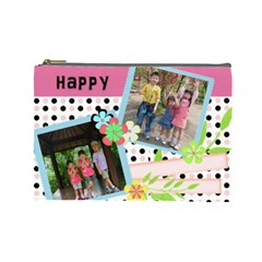 Kids By Winni Chung   Cosmetic Bag (large)   Bern2n1pcgvo   Www Artscow Com Front