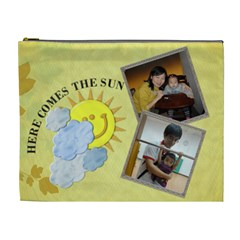 By 劉雅婷   Cosmetic Bag (xl)   Mhcrf2r3veem   Www Artscow Com Front