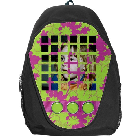 Backpack 6 By Joan T   Backpack Bag   Xc8ac120zhje   Www Artscow Com Front