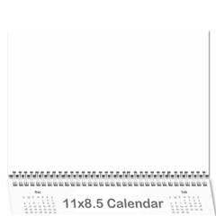 Aj Calendar By Marisa Russo   Wall Calendar 11  X 8 5  (12 Months)   Cfcj2367qh1h   Www Artscow Com Cover