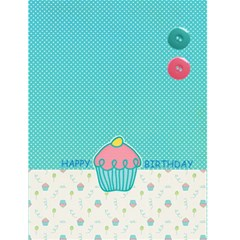 Birthday Card 01 By Deca   Greeting Card 4 5  X 6    So61inoc2lfa   Www Artscow Com Front Cover